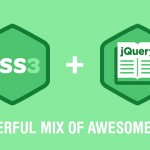 Powerful Mix of Awesomeness: CSS3 and jQuery