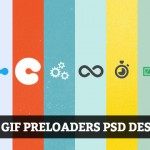33 Free GIF Preloaders PSD Designs