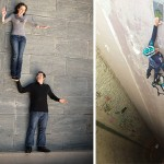 60 Forced Perspective Photos That Will Definitely Fool You