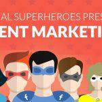 Social Superheroes Present: Event Marketing [Infographic]