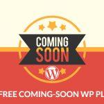 26 Best Free Coming-soon WP Plugins