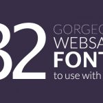 32 Gorgeous Web Safe Fonts to Use with CSS