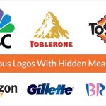 Famous Logos And Their Clever Hidden Meanings [Infographic]