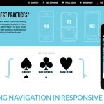 Techniques for Handling Navigation in Responsive Designs