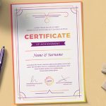 [Freebie] Feel Honored with Certificate Collection Freebie