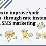 Text Marketing: 8 Quick Ways to Improve Click-Through Rate [Infographic]