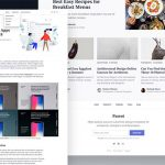 [Freebie] Bootstrap Blog Template – Parrot: 4 Pages, Sketch