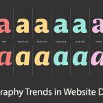 9 Popular Typography Trends in Website Design