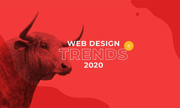 Top 10 Fascinating Web Design Trends for 2020