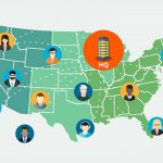 Sales Territory Mapping 101: How to Use Sales Territory Maps