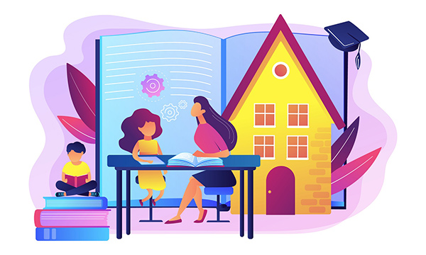 Make Learning from Home Bearable: Tips and Tricks