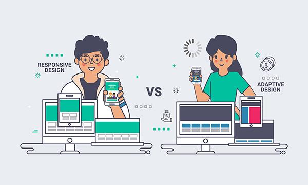 Responsive vs Adaptive – Choose The Best One for Mobile App Design