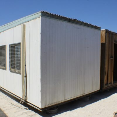 12x9m Kitchenette and 6 x office 8713
