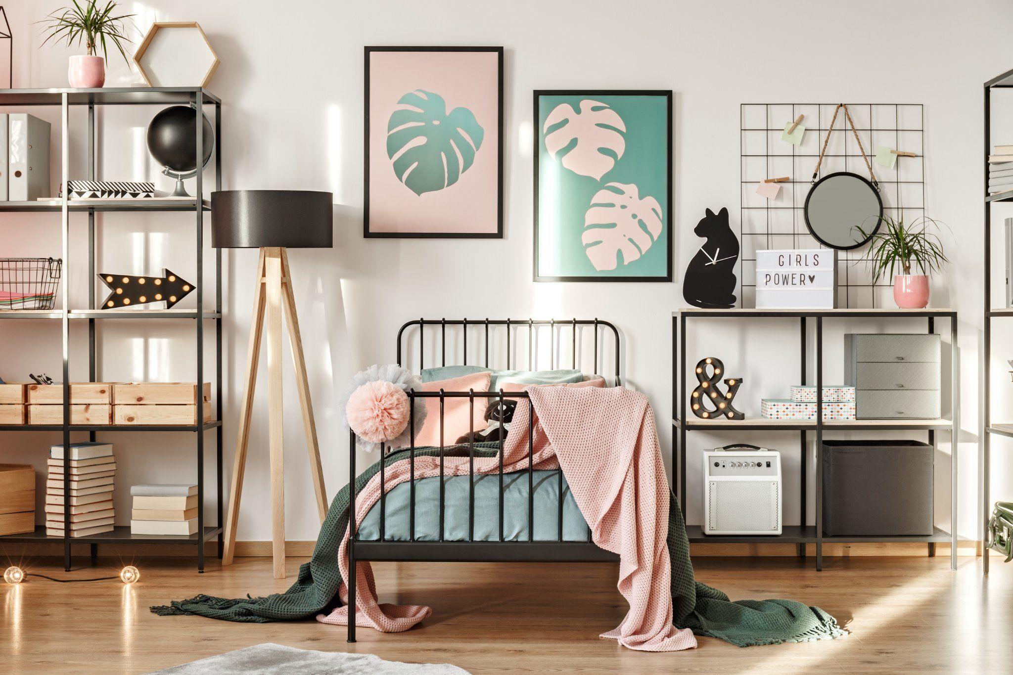 Hai una figlia adolescente e la sua camera da letto è decisamente piccola? Idee Camera Da Letto Ragazza Instapro