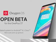 OnePlus 5 y 5T actualizan a Android 8.1