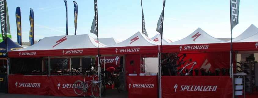 event tents - specialized