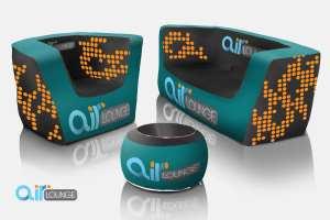 custom inflatable furniture Air Lounge