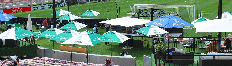 custom outdoor commercial umbrellas