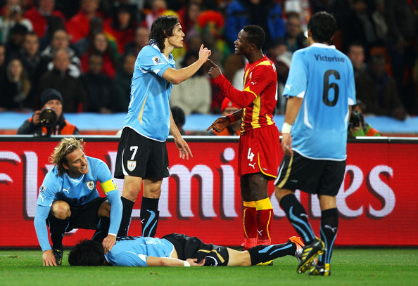 Uruguay+v+Ghana+2010+FIFA+World+Cup+Quarter+Hrf-hThHW1Ml