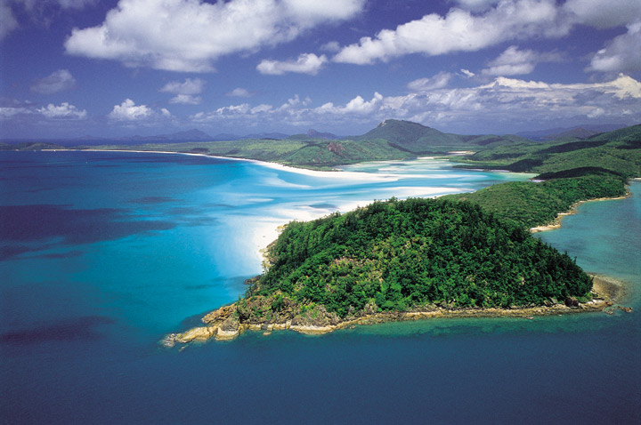 Hill Inlet. Queensland, Australia.