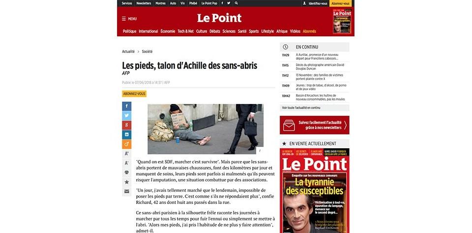 Lepoint.fr - Juin 2018