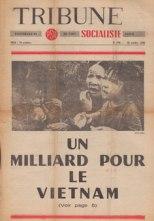 Couverture Tribune Socialiste N°299, 29 Octobre 1966