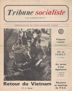 Tribune Socialiste N°315, 16 Février 1967