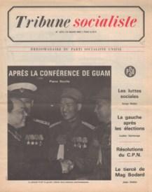 Tribune Socialiste N°320, 23 Mars 1967