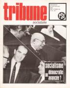 Couverture Tribune Socialiste N°441, 12 Février 1970
