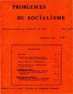 Problèmes du Socialisme N°2