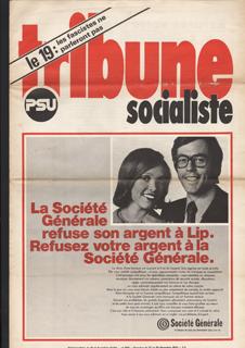Couverture TS N°600, 12 Décembre 1973