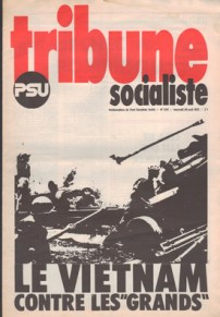 Couverture TS, N°534 26 Avril 1972