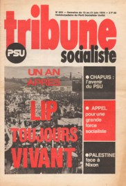 Couverture TS N°623
