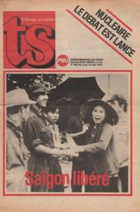 Couverture TS, 655 3 Mai 1975