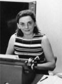 Geneviève Le Prieur. 1974