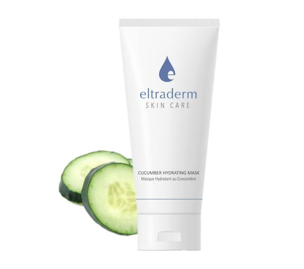 Masque Hydratant au Concombre
