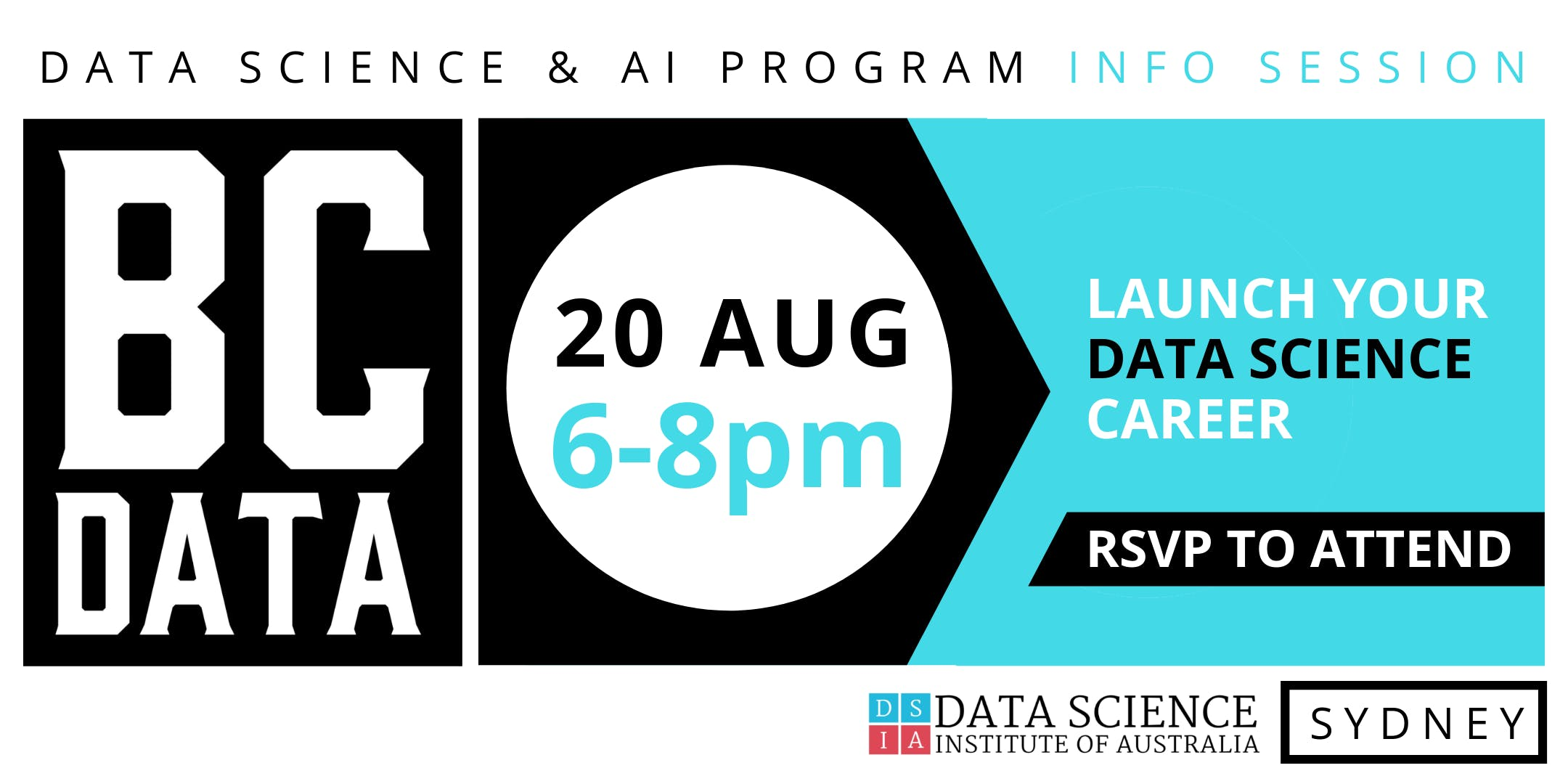 Career Change to Data Science & Artificial Intelligence - Sydney