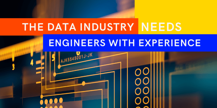 career change from engineering to data science