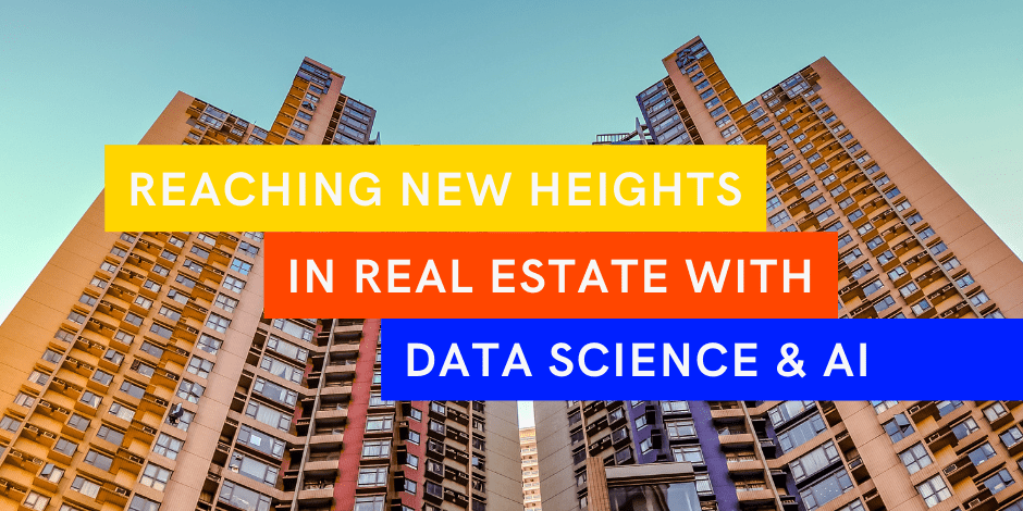 How data science and AI is being used in real estate
