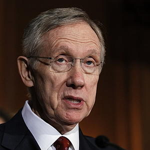Harry Reid Shutdown