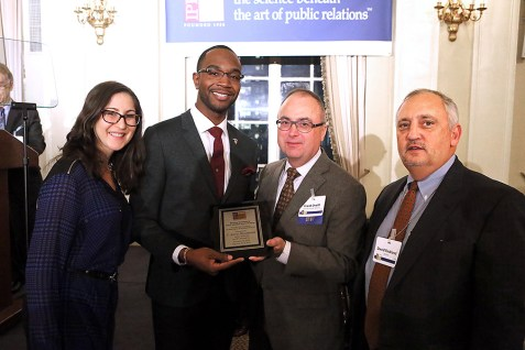 Institute for Public Relations Distinguished Lecture and Awards DinnerNew York City
