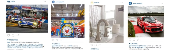 Copy of Fortune 500 Companies Prefer Instagram over Blogs (1)