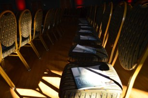 6th Annual Grunig Lecture 1 Chairs [Efe Abugo Photography]