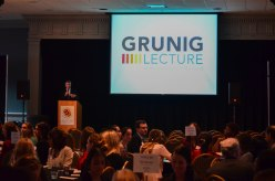 6th Annual Grunig Lecture 6 [Efe Abugo Photography]