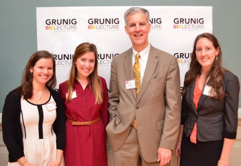 6th Annual Grunig Lecture 11 [Efe Abugo Photography]