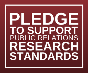 IPR Pledge to Support PR Research Standards [Solid]