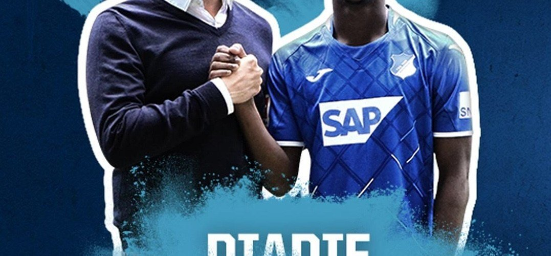 Institut JMG management Diadie Samassekou_Hoffenheim en Bundesliga
