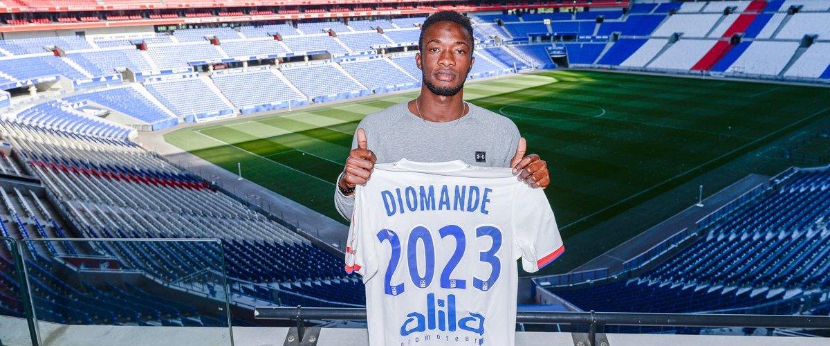 Institut jmg management Sinaly-Diomande-Olympique Lyonnais academie de soccer jmg