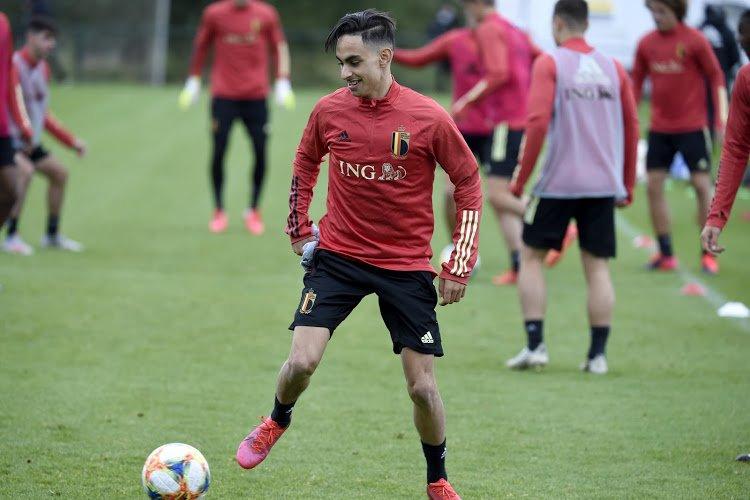 Othman Boussaid academie jmg lierse FC Utrecht