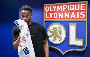 sinaly Diomand3 olympique Lyonnais 2025 academie jmg